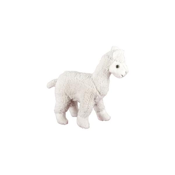 Jucarie de plus alpaca, 19 cm