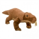 Jucarie de plus varan de Komodo, 32 cm