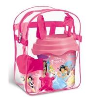 Set Mondo, geanta cu jucarii pentru nisip, Princess