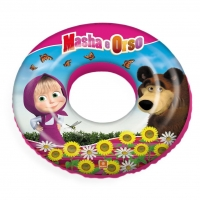 Colac inot copii 50 cm Mondo - Masha and the Bear