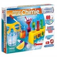 Primul set de chimie - Stiinta si joaca