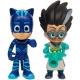 Set figurine cu lumini Eroi in pijama - Pisoi si Romeo W2