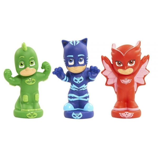 Set 3 figurine - Eroi in Pijama