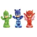 Set 3 figurine pentru apa - Eroi in Pijama