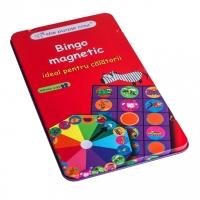 Joc magnetic Momki - Bingo
