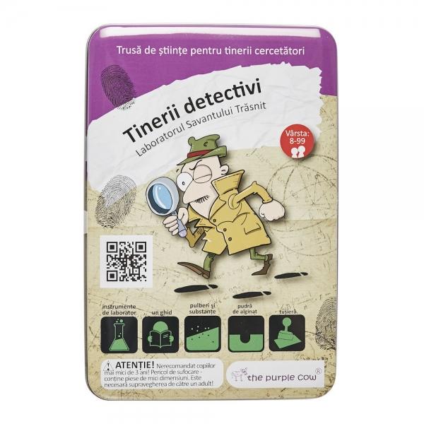 Trusa Savantul Trasnit - Tinerii detectivi