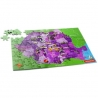 Puzzle Mapedia - Romania