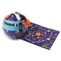 Puzzle Mapedia - Sistemul Solar