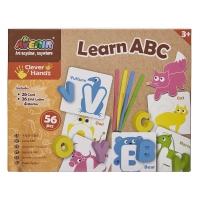 Set Momki - Sa invatam alfabetul