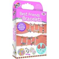 Set Creativ cu Bratarile Prieteniei cu Pandantive Metalice - Galt