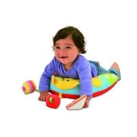 Perna interactiva pentru bebelusi Ursulet - Galt 40 cm