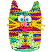 Set creativ Galt - Sa tricotam o pisicuta
