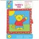 Carticica moale pentru bebelusi Galt - Teddy's day