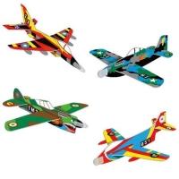 Set Galt Avioane din Spuma