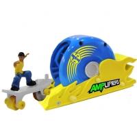 Amplifiers, skateboard si lansator - Rip