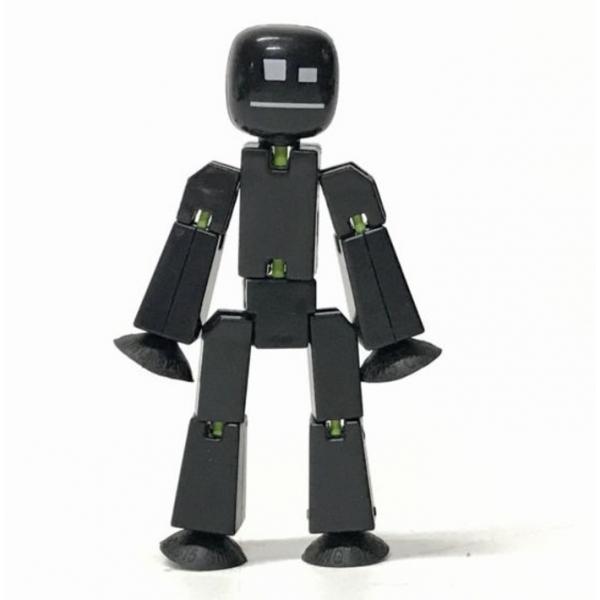 Figurina Stikbot Single - Negru