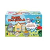 Joc educativ Noriel - Jocul de-a scoala