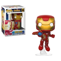 Figurina Funko Pop - Avengers Infinity War Iron Man