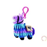 Llama Loot Pinata Fornite, lama de plush, figurina breloc ghiozdan, rucsac