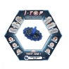 Titirez electric Vortex I-Top cu afisaj, Albastru