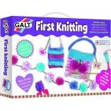 Primul meu set de tricotat de la Galt