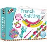 Set de tricotat Francez - Galt