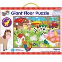 Puzzle gigant Galt - Ferma