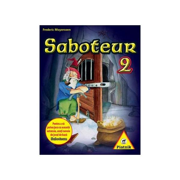 Joc de societate Saboteur 2