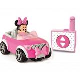 Masinuta cu telecomanda Minnie Mouse - Disney