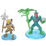 Set 2 figurine Fortnite S2 - Battlehound si Fly Trap (63538)