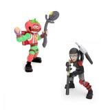 Set 2 figurine Fortnite S2 - Tomatohead si Shadow Ops (63537)