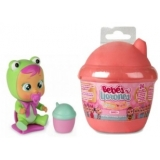 Bebelus Mini Cry Babies Magic Tears in Casuta Surpriza, Corai