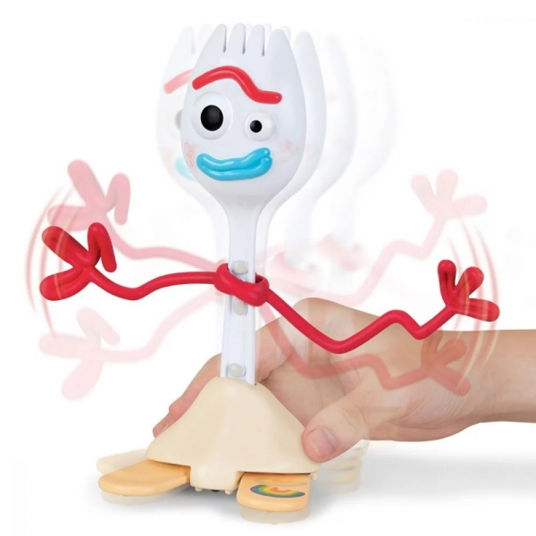 Jucarie interactiva vorbitoare Toy Story 4 - Forky
