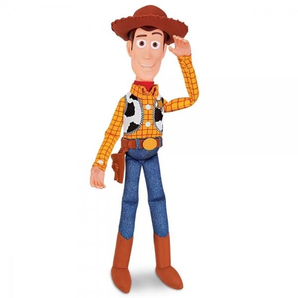 Jucarie interactiva vorbitoare Toy Story 4 - Woody