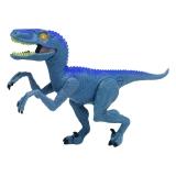 Figurina Mighty Megasaur Dinozaur cu lumini si sunete - Velociraptor