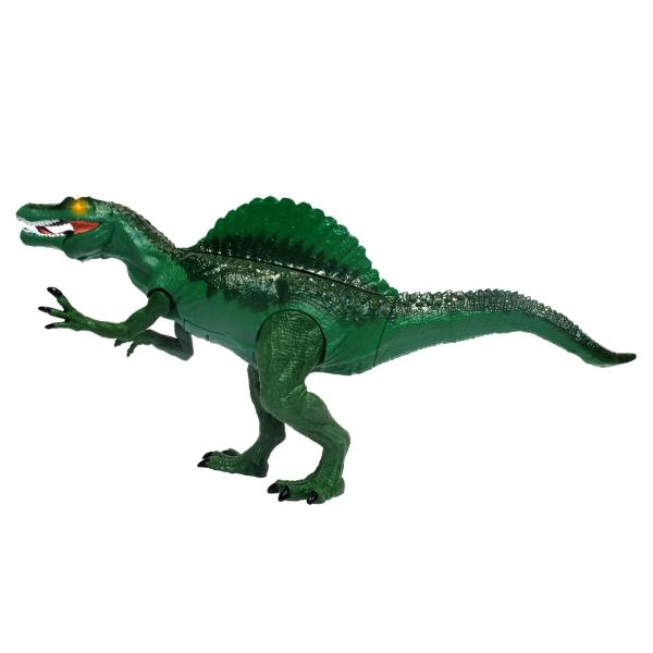 Figurina Mighty Megasaur Dinozaur cu lumini si sunete -Spinosaurus