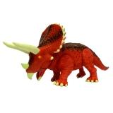 Figurina Mighty Megasaur Dinozaur cu lumini si sunete -Triceraptor