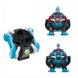Ceas cu lansator Ben 10 , 2 figurine upgrade - Torta Vie si XLR8