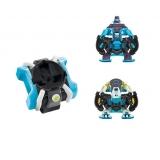 Ceas cu lansator Ben 10 , 2 figurine upgrade - Cap de Diamant si Ghiulea