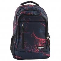 Ghiozdan Fashion Mesco 16 ''-  Urban , Black & Pink