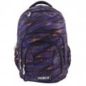 "Ghiozdan Urban Art Mesco 16""- Purple Thunder"