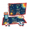 Puzzle  Noriel  Cunoastere- Calatorie in univers, 150 piese + Poster