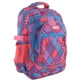 Ghiozdan Fashion Mesco 16 ''- Pink & Blue