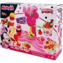 Set Masina de inghetata cu plastilina Art Greco Minnie Mouse