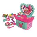 Set Bucataria cu plastilina Art Greco Minnie Mouse Multicolor