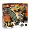 Figurina interactiva Dinozaur cu lumini si sunete- marime medie