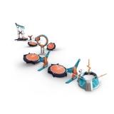 Set de constructie-BOOMTRIX Multiball