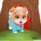 Set de joaca casuta din copac -PUPPY DOG PALS