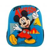 "Ghiozdan 12,5"" 3D Mickey - Editie aniversara"