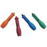 Set creioane colorate de sapun pentru baie-Edushape